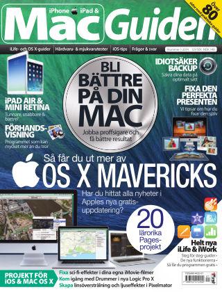 MacGuiden (Inga nya utgåvor) 2013-12-10
