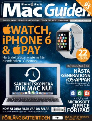 MacGuiden (Inga nya utgåvor) 2014-09-18