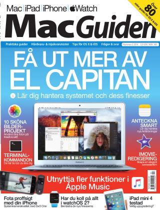 MacGuiden (Inga nya utgåvor) 2016-01-28