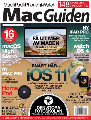 MacGuiden (Inga nya utgåvor) 2017-07-27