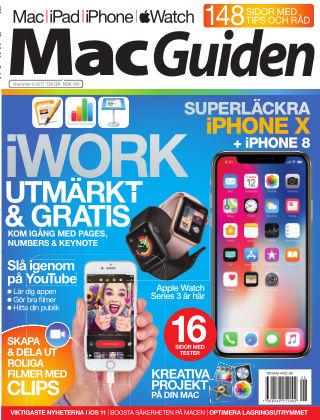 MacGuiden (Inga nya utgåvor) 2017-09-28