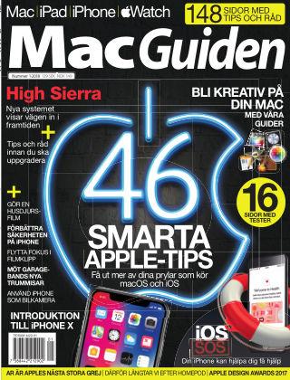 MacGuiden (Inga nya utgåvor) 2017-11-30