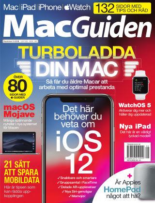 MacGuiden (Inga nya utgåvor) 2018-07-26