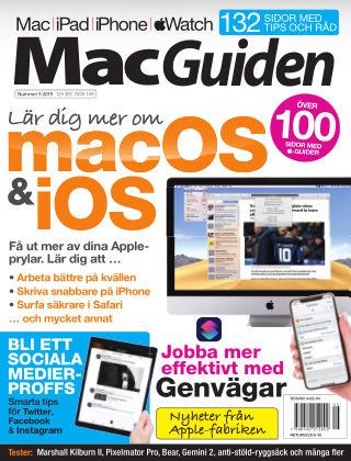MacGuiden (Inga nya utgåvor) 2019-07-25