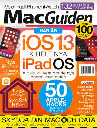 MacGuiden (Inga nya utgåvor) 2019-10-03