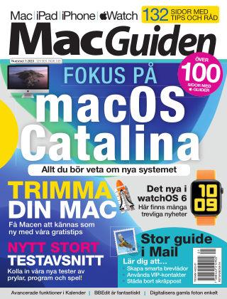 MacGuiden (Inga nya utgåvor) 2019-11-28