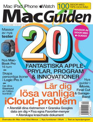 MacGuiden (Inga nya utgåvor) 2020-01-23