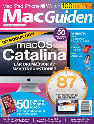 MacGuiden (Inga nya utgåvor) 2020-03-17