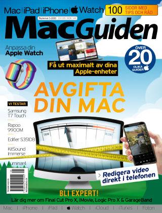 MacGuiden (Inga nya utgåvor) 2020-07-23