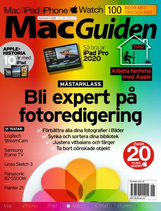 MacGuiden (Inga nya utgåvor) 2020-09-22