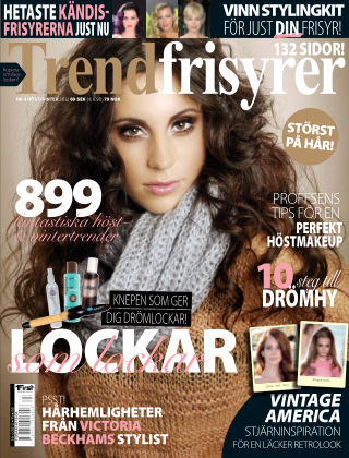 Trendfrisyrer (Inga nya utgåvor) 2012-10-02
