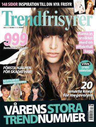 Trendfrisyrer (Inga nya utgåvor) 2012-03-06