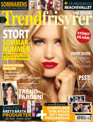 Trendfrisyrer (Inga nya utgåvor) 2012-06-26