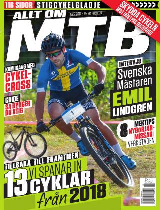 Allt om MTB 2017-09-14