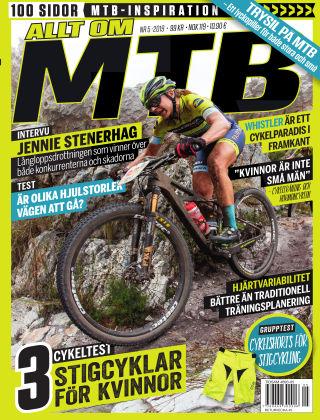 Allt om MTB 2019-09-05