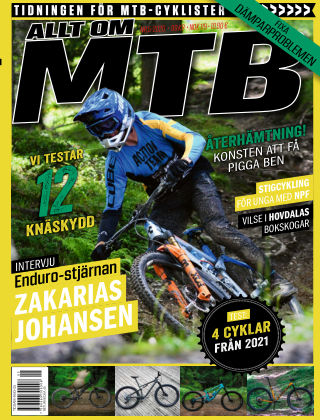 Allt om MTB 2020-09-03
