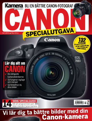 KameraGuiden (Inga nya utgåvor) 2013-07-01