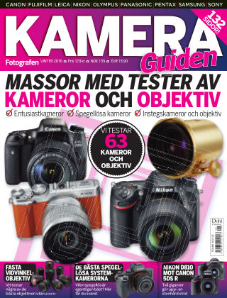 KameraGuiden (Inga nya utgåvor) 2015-12-08