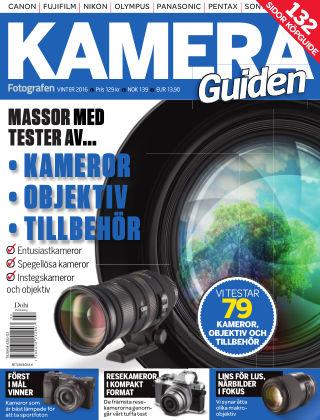 KameraGuiden (Inga nya utgåvor) 2016-12-08