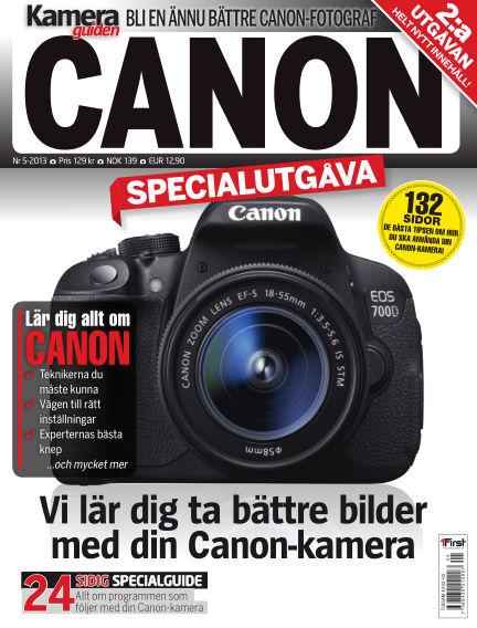 CanonGuiden (Inga nya utgåvor) January 14, 2014 00:00