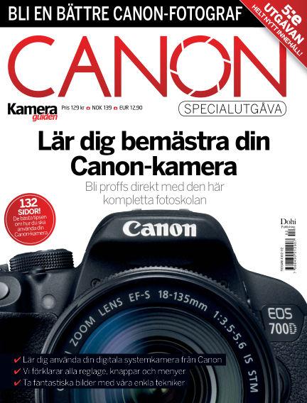 CanonGuiden (Inga nya utgåvor) April 09, 2015 00:00