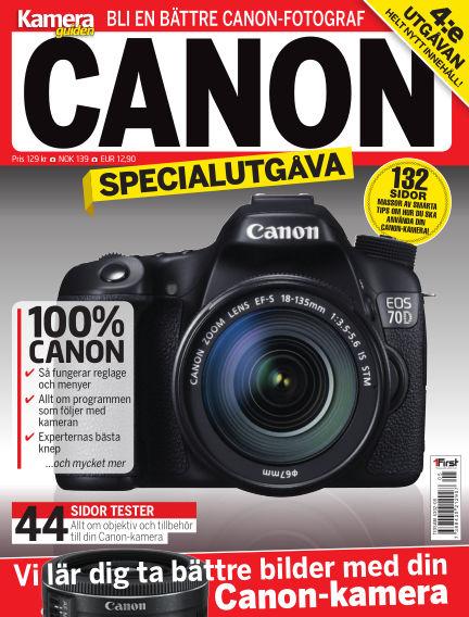 CanonGuiden (Inga nya utgåvor) October 07, 2014 00:00