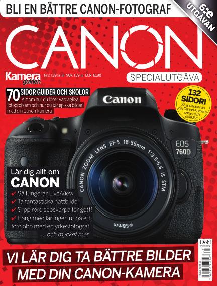 CanonGuiden (Inga nya utgåvor) October 06, 2015 00:00