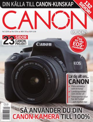 CanonGuiden (Inga nya utgåvor) 2016-08-19