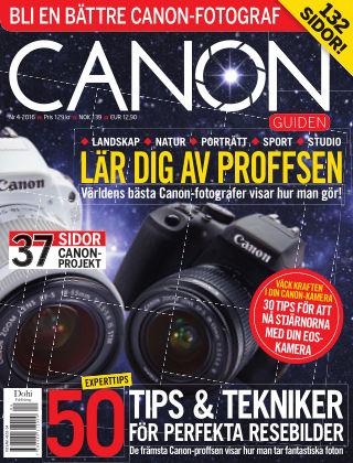 CanonGuiden (Inga nya utgåvor) 2016-12-17