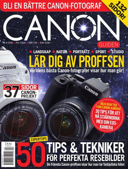 CanonGuiden (Inga nya utgåvor) December 17, 2016 00:00
