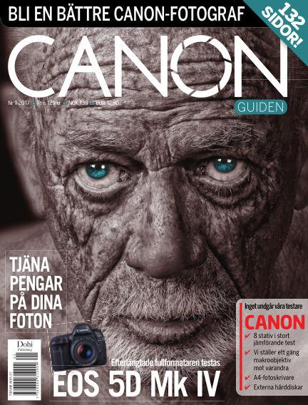 CanonGuiden (Inga nya utgåvor) February 19, 2017 00:00