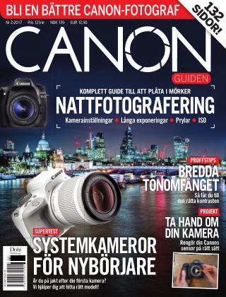 CanonGuiden (Inga nya utgåvor) 2017-05-19