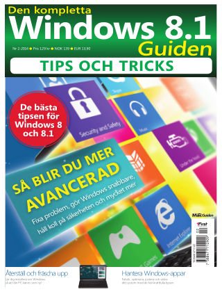 Windows 8 Guiden (Inga nya utgåvor) 2014-06-05