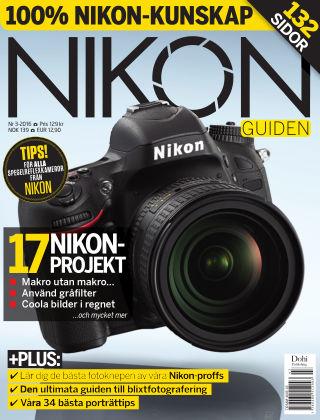 NikonGuiden (Inga nya utgåvor) 2016-09-18