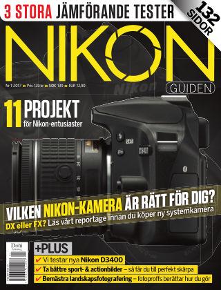 NikonGuiden (Inga nya utgåvor) 2017-03-16
