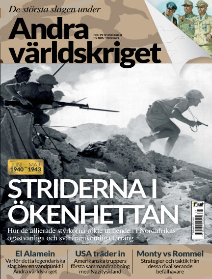 De största slagen under andra världskriget (Inga nya utgåvor) May 23, 2014 00:00