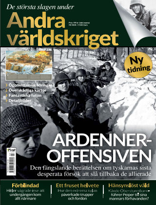 De största slagen under andra världskriget (Inga nya utgåvor) 2014-10-07
