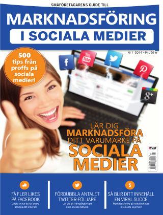 Marknadsföring i sociala medier (Inga nya utgåvor) 2014-11-13