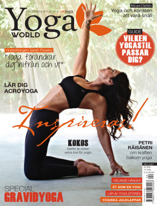 Yoga World 2015-11-10