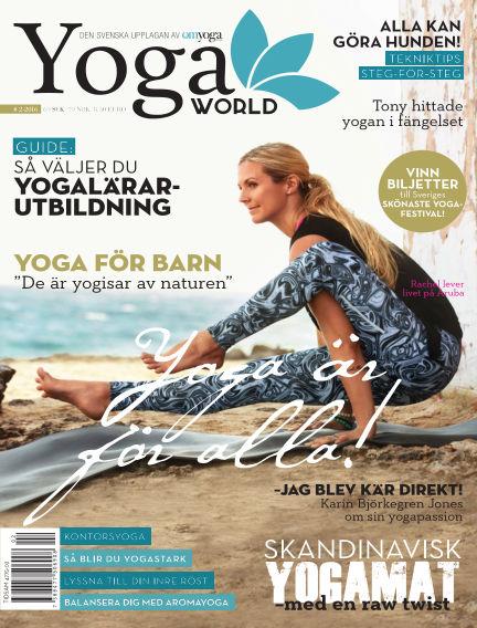 Yoga World April 07, 2016 00:00