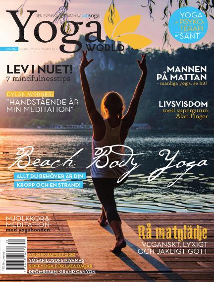 Yoga World June 09, 2016 00:00