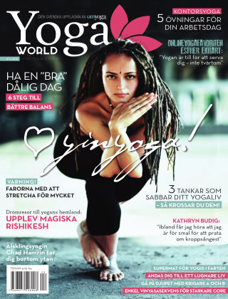 Yoga World 2016-08-11