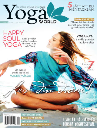Yoga World 2016-10-13