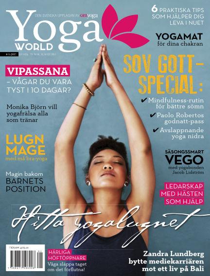 Yoga World February 09, 2017 00:00
