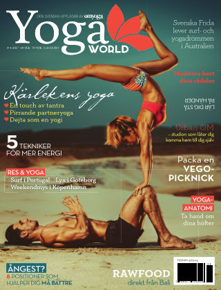 Yoga World 2017-08-10