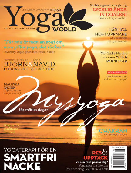 Yoga World January 23, 2018 00:00