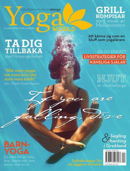 Yoga World May 31, 2018 00:00