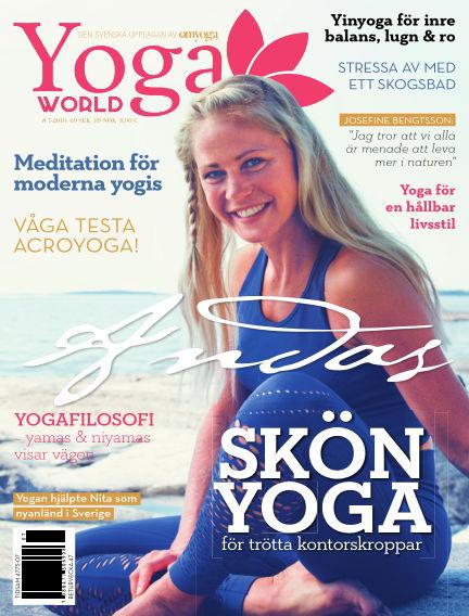 Yoga World October 09, 2018 00:00