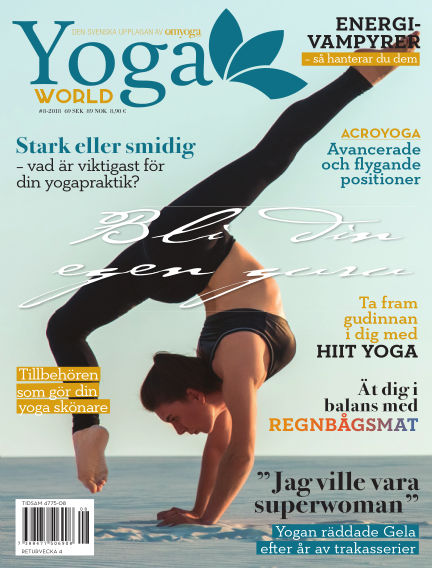Yoga World November 20, 2018 00:00