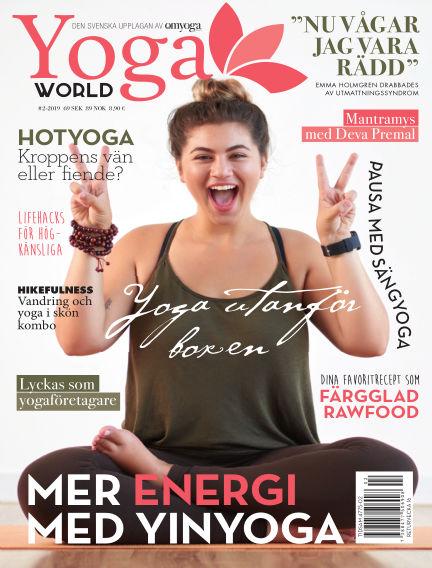 Yoga World March 05, 2019 00:00